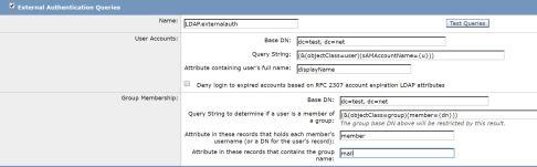 LDAP Profile_ExternalQuery